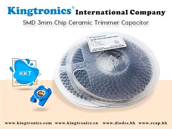 Kt Kingtronics Ceramic Trimmer Capacitor Support Your production