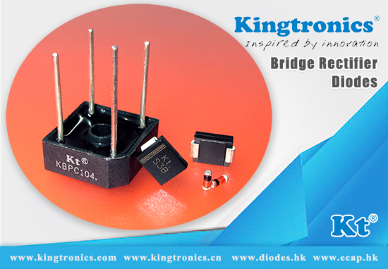 Kingtronics' Diode & Bridge Rectifier Application