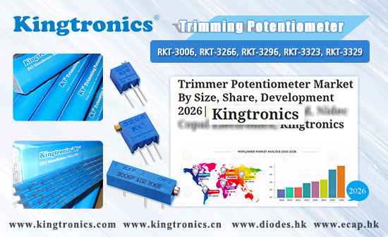 Kt Kingtronics, Your Prior Choice of Trimmer Potentiometer