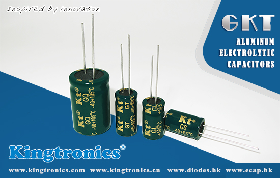 Kingtronics cross reference for Radial Aluminum Electrolytic Capacitor