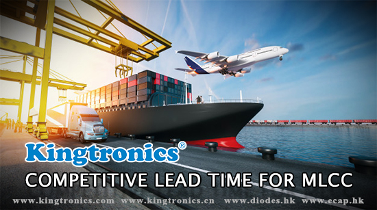 Kt Kingtronics Competitive Lead Time for MLCC