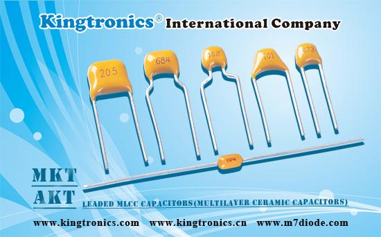 Condensador Cerámica Multicapa X7R 100 V 2.2nF 5 mm Pack 10