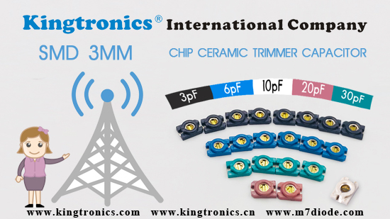Ceramic Trimmer Capacitors